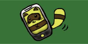 たぬphoneロゴ